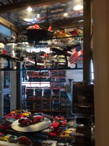 toy collectable shops with kids