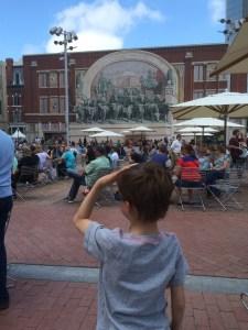 Main Street Arts Festival in Fort Worth