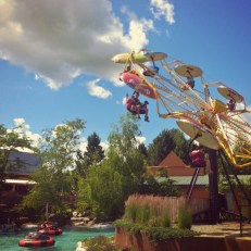 flying high at silverwood