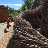 Hands on Children's Museum and a Giant Sand Festival (Olympia, Washington)