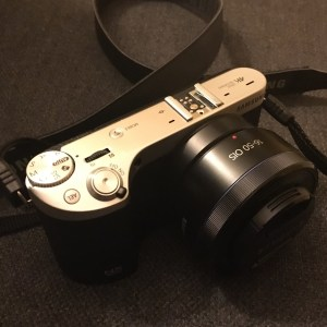 samsung nx500 is a great travel camera