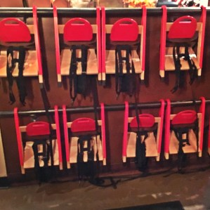 tutta bella has so many high chairs a family-friendly restaurant in seattle
