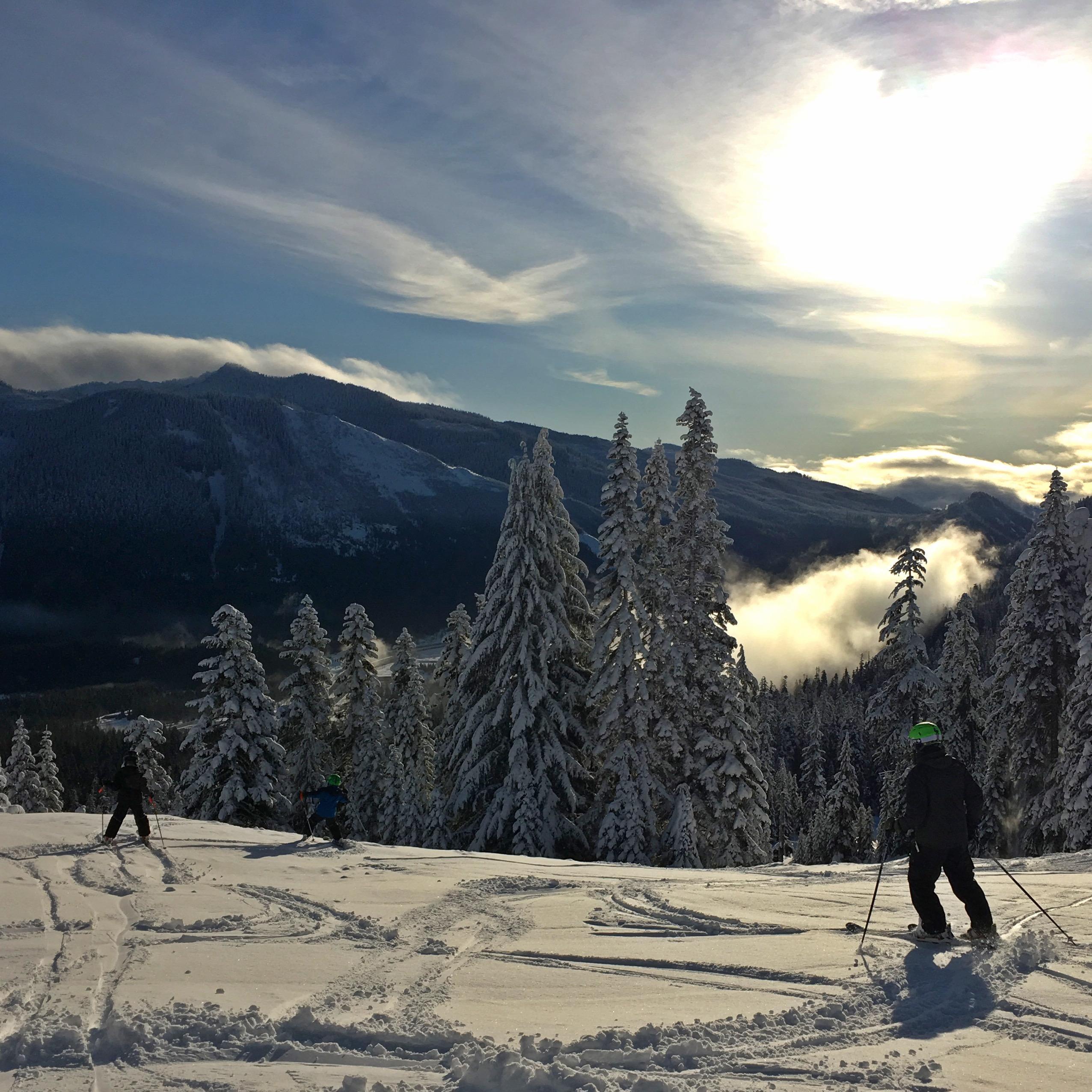 summit at snoqualmie pass