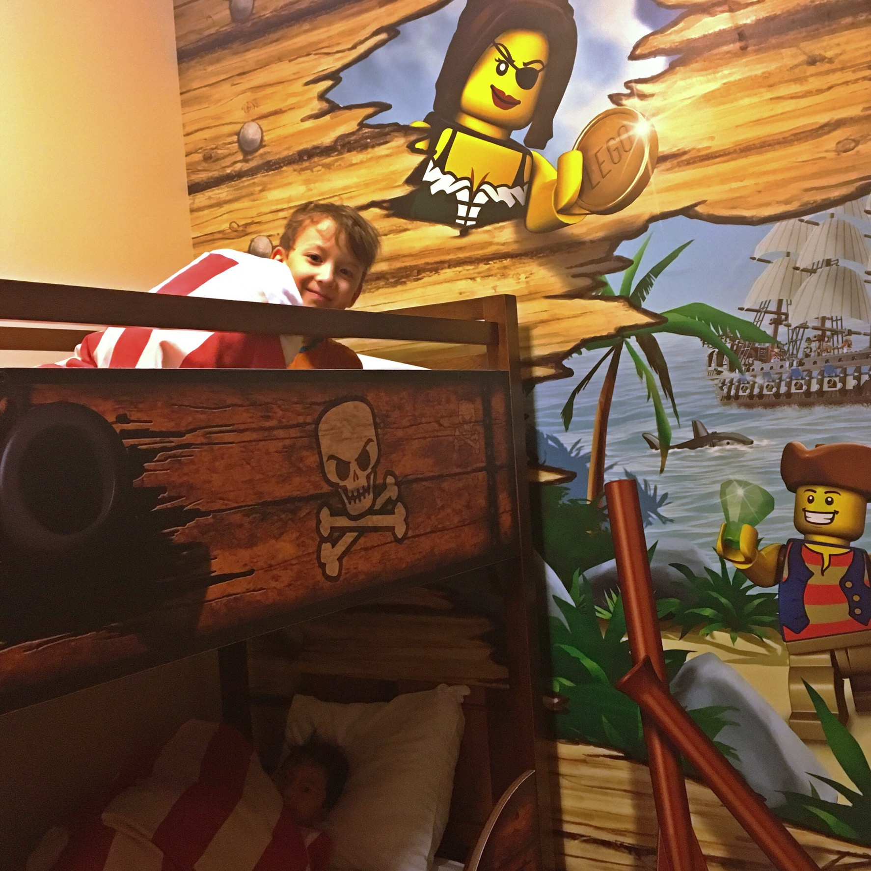 Lego Dreaming At The Legoland Hotel California In San