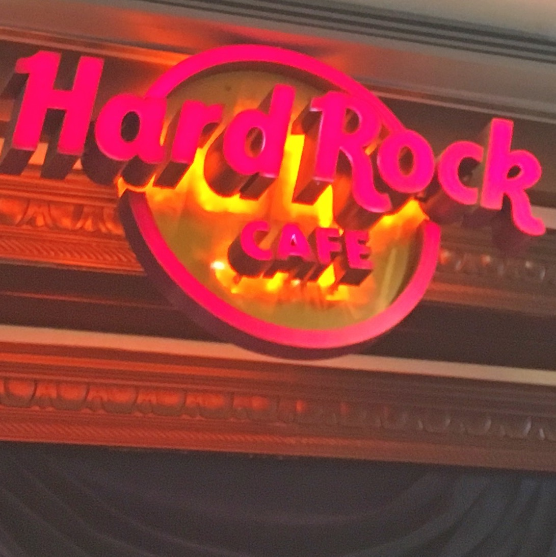Hard Rock Cafe Shop Victoria Peak