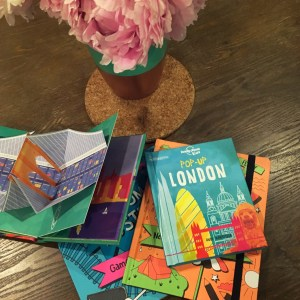 Travel Reading to Inspire with Lonely planet kids books