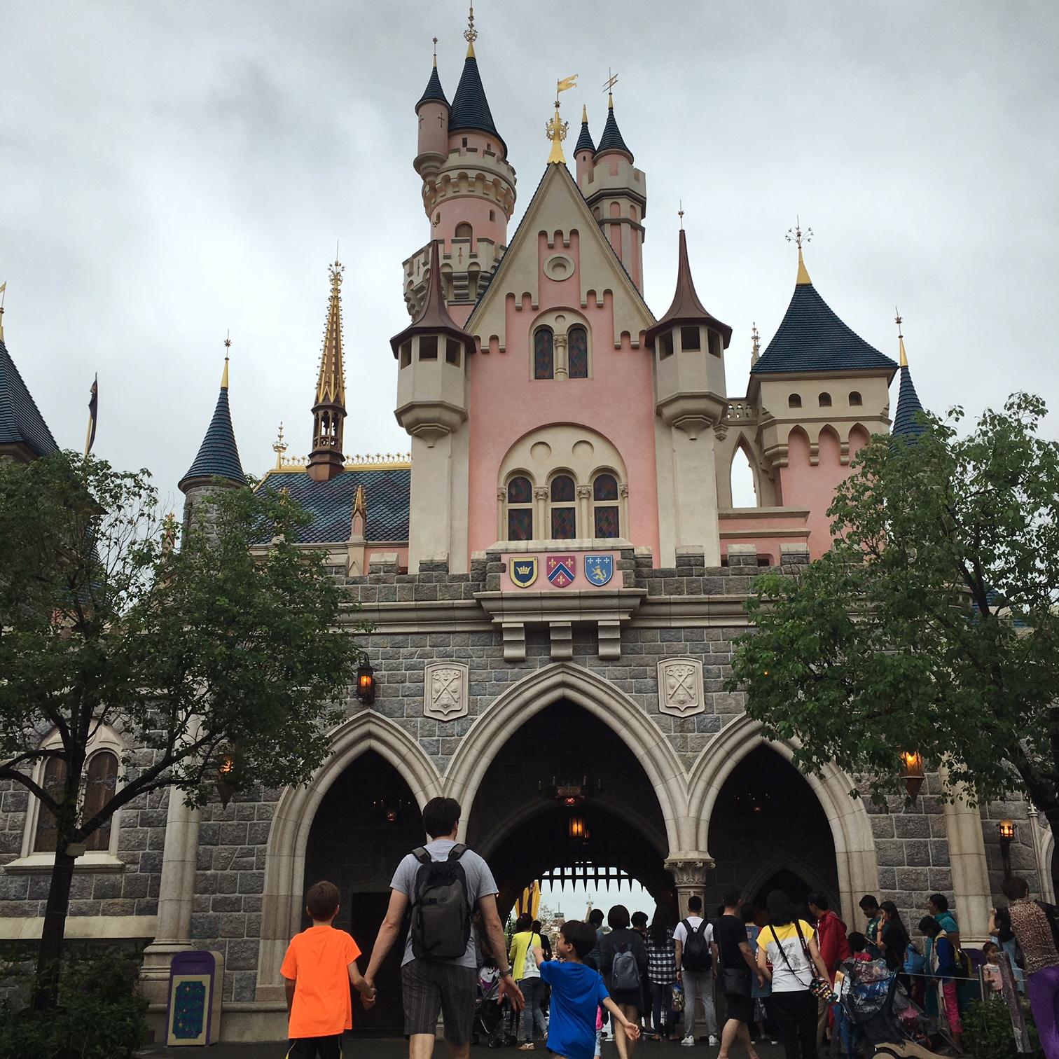 Hong Kong: Why Hong Kong Disneyland Might Be A Good Idea For Your