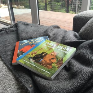 New Board Books from LIttle Bigfoot