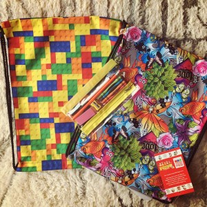Backpacks for kids in need from Office Depot
