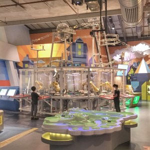 Nemo Science Museum in Amsterdam