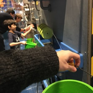Nemo Science Museum in Amsterdam with kids