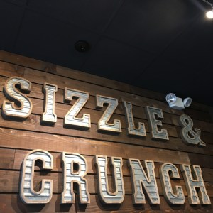 Sizzle and Crunch in Seattle
