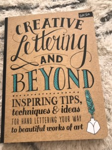 Summer Reads: Creative Lettering
