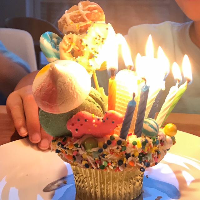 A Bittersweet Birthday Cake Anyone Can Make An Emerald City Life
