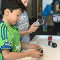 STEM toys for back to school and a cool place in Seattle to learn all about tech