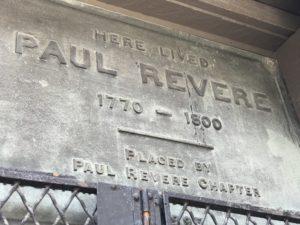 Paul Revere Home - Family Travel Boston