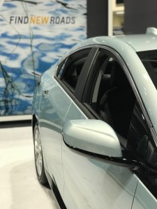 Chevy Volt at Seattle Auto Show