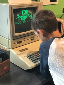 Play Oregon Trail at Living Computers Museum