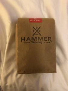 Hammer Coffee Delivery in Whistler