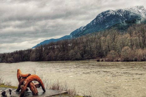 Stop in Squamish for Family Friendly activities and restaurants