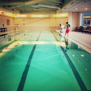 Pool at Hyatt Regency Bellevue