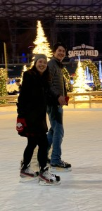 ice skating at Enchant was my favorite part-bring your own ice skates if you can
