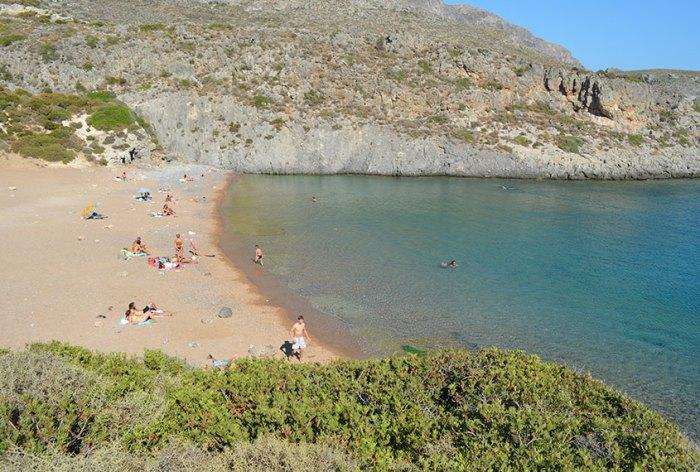 Kythira beaches παραλίες κύθηρα