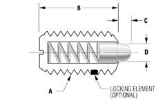 M50 Nut Dimensions