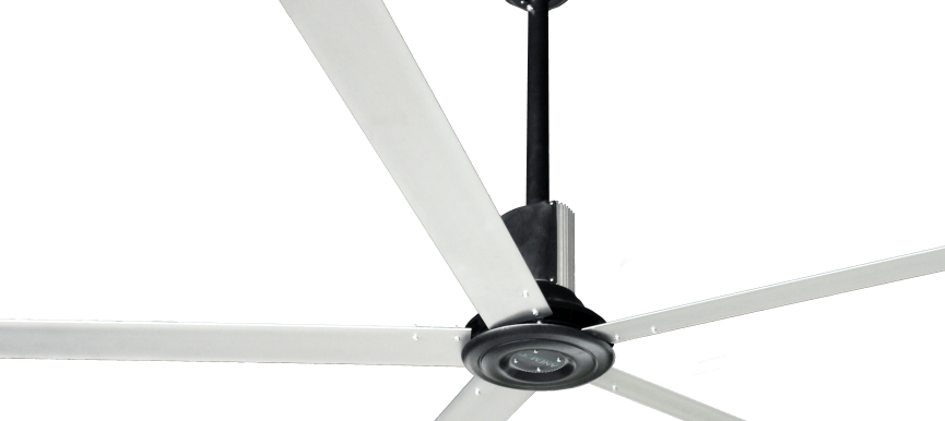 AirSlim M Ceiling Fans for High Ceilings