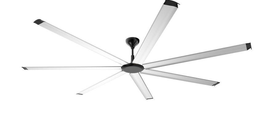 AirPro 100W HVLS Fan