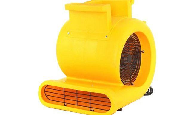 AIRGATE CD 5000 Renovador de Aire Industrial