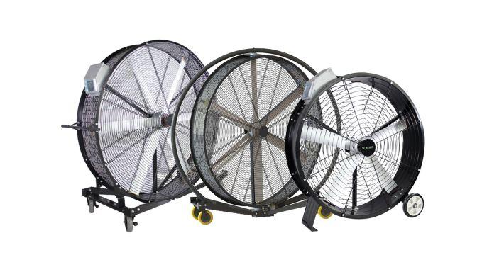 big industrial fans