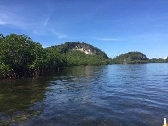 Lamanok Island, Anda, Bohol Island