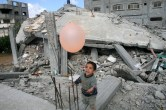 gaza kind ballon