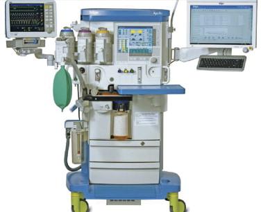 Aestiva 5 machine check