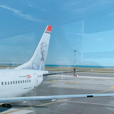 ノルウェージャンエアシャトル(ノルウェー航空)搭乗記 ニース→ドバイ編
