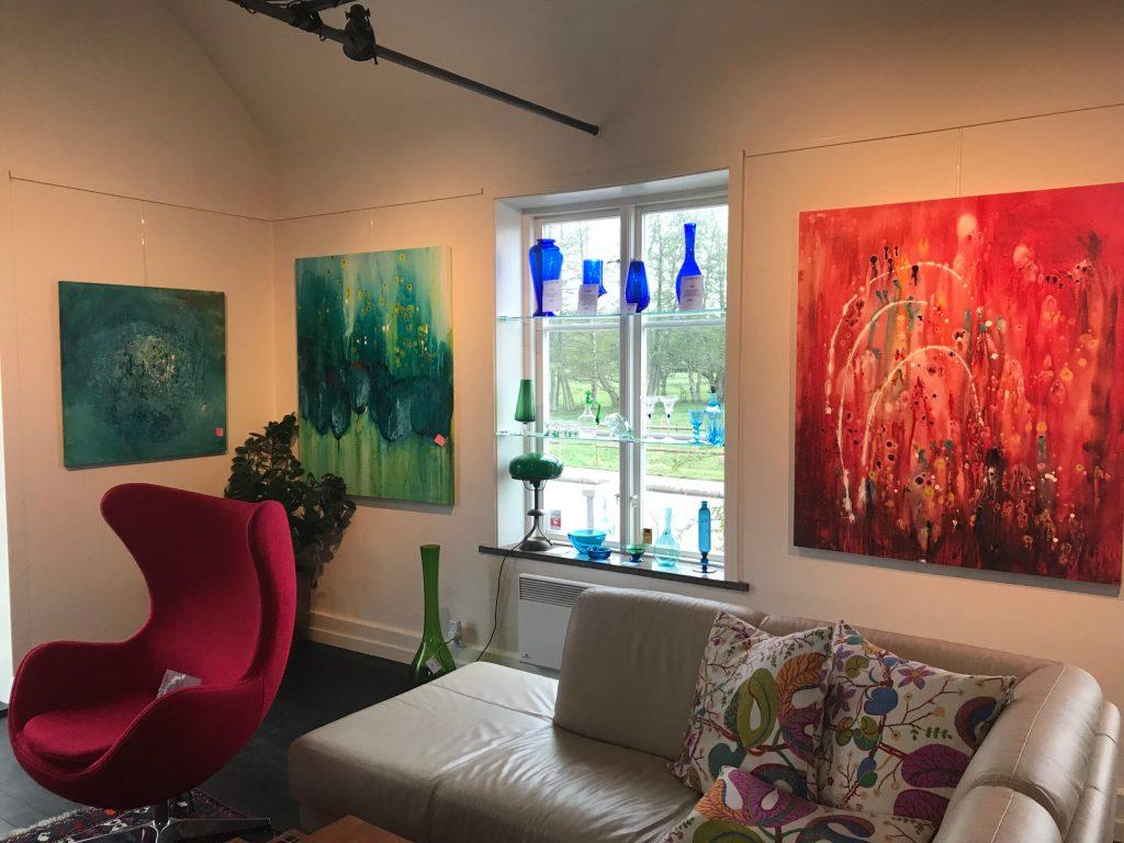 Let Out Art Galleri och Antikt 2019