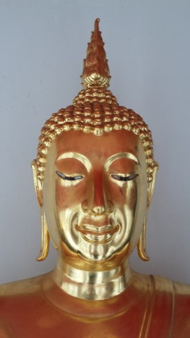 Wat Pho9 guldbuddhahoved