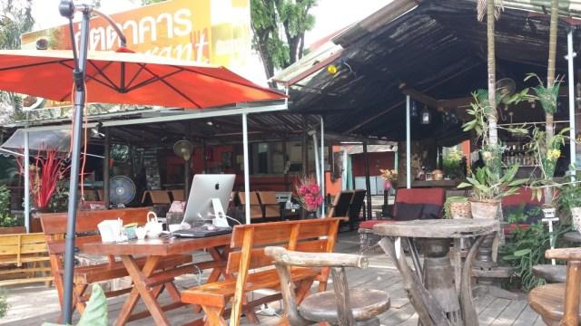 Chiang Mai hotel arbejdsomrade