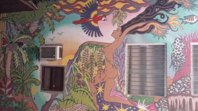 Bambu Hostel vaegmaleri2