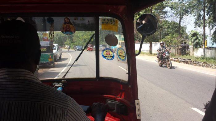 Kristen tuktuk