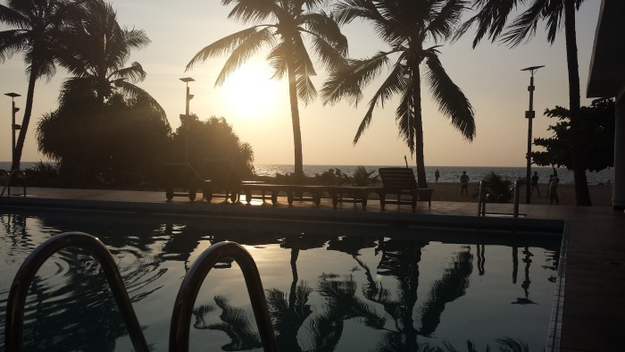 Negombo pool4