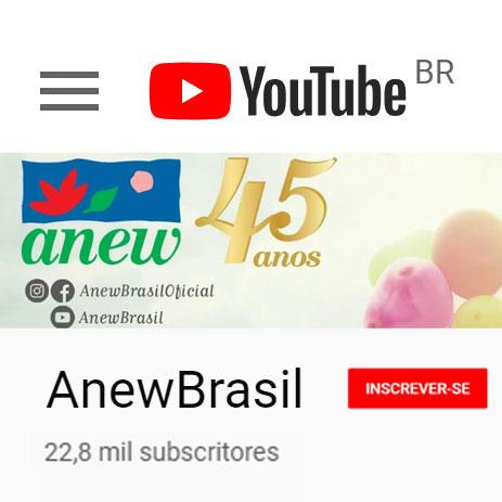 Anew Brasil Youtube