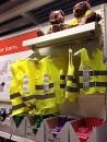 Ikea even sells reflective vests.