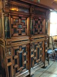 I couldn't resist taking photographs of some of the gorgeous Biedermeier furniture strewn around the palace.