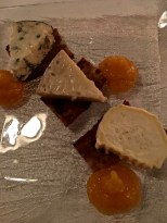 The cheese selection highlighted Norway's can't-be-beat varieties.