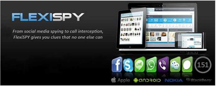 FlexiSpy - Best Android Spy Apps