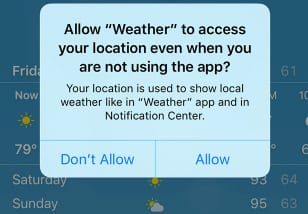 How To Turn On Location Services On An iPhone
