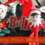 Elf Surprise North Pole Breakfast