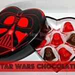 A Star Wars Valentine – Chocolate Darth Vader Recipe